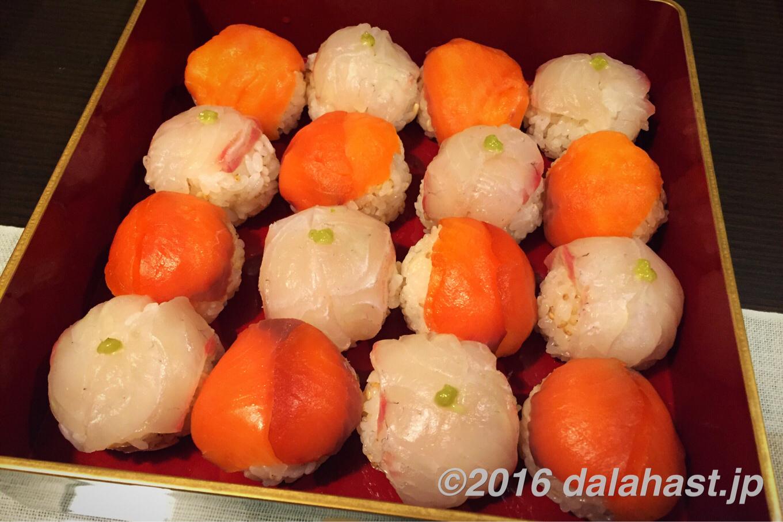 てまり寿司のレシピ 雛祭りやお花見、パーティーメニューとしてオススメ