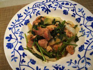 【レシピ】 ベトナム風 肉と空芯菜のレモングラス炒め エスニック風味が癖になるベトナムの家庭料理