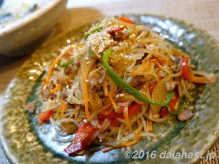 【レシピ】あさイチで紹介された「チャプチェ」と「もやしと手羽中のごまスープ」 韓国料理で心も体も温まる!
