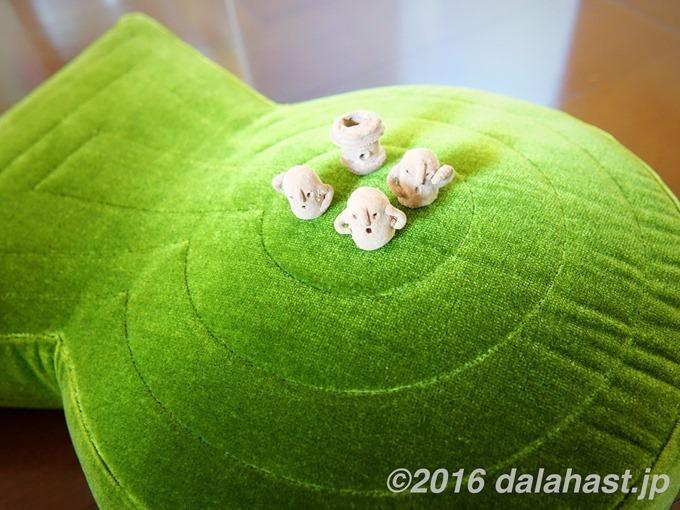 【奈良】古代の浪漫かおる「古墳クッション」 宇宙椅子の職人が手作りする逸品はごろ寝クッションにおすすめ!