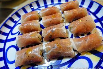 【レシピ】 生ハムの握り寿司 バルサミコ酢の酸味と柚子胡椒のアクセントが癖になる洋風寿司