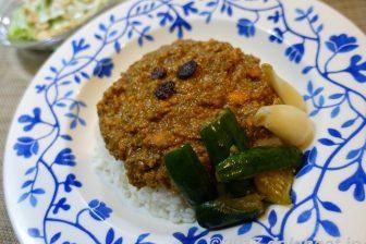 【時短レシピ】 電子レンジでキーマカレー(NHKきょうの料理)を15分でつくってみた
