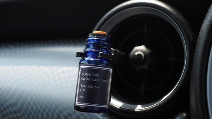 COMMONS 車用アロマディフューザー
