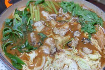 【レシピ】 牡蠣の味噌鍋 体の芯からポカポカ温まる