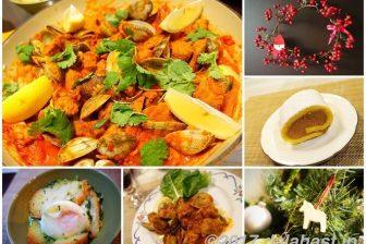 【ポルトガル家庭料理】 豚肉とあさりのアレンテージョ風煮込み&香菜パンスープのレシピ