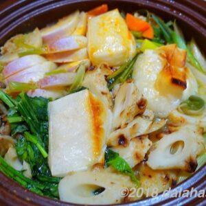 【レシピ】 陳さんちの餅鍋をつくってみた 味噌&バターのコクのあるスープに食欲をそそるピリ辛味
