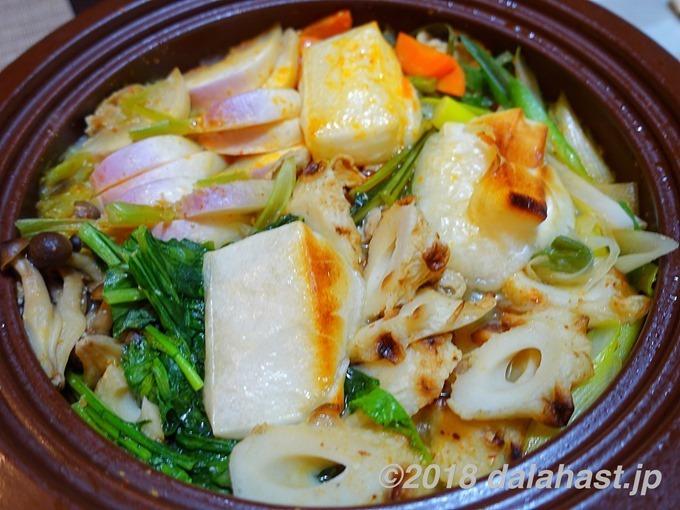 陳さんちの餅鍋