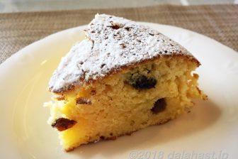 【レシピ】 ホットケーキミックスでつくる、酒粕ケーキ(炊飯器使用)しっとりと芳香な大人のケーキ
