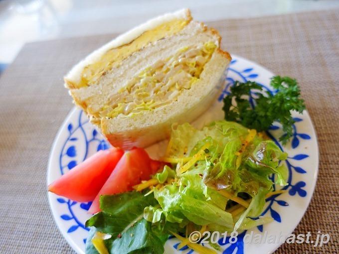 筍のサンドイッチ2