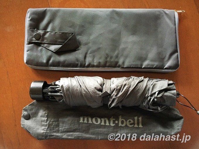 傘カバー大きさ比較