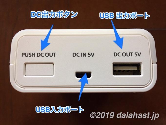 BQ-CC87Lポート