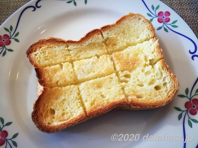 こんがり美味しいトースト